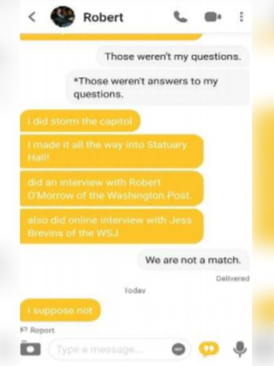 Questions and answers bumble 12 Bumble