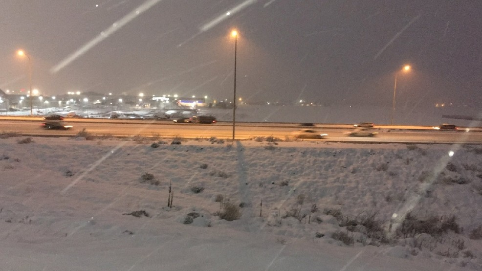 Winter storm brings heavy snow to Rocky Mountains