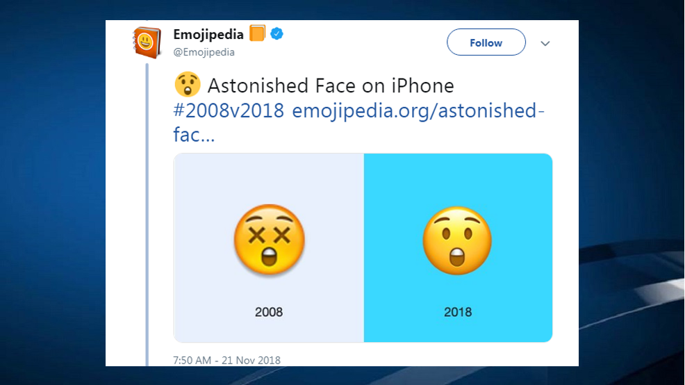 Happy Birthday IPhone Emoji Heres What They Looked Like 10 Years Ago