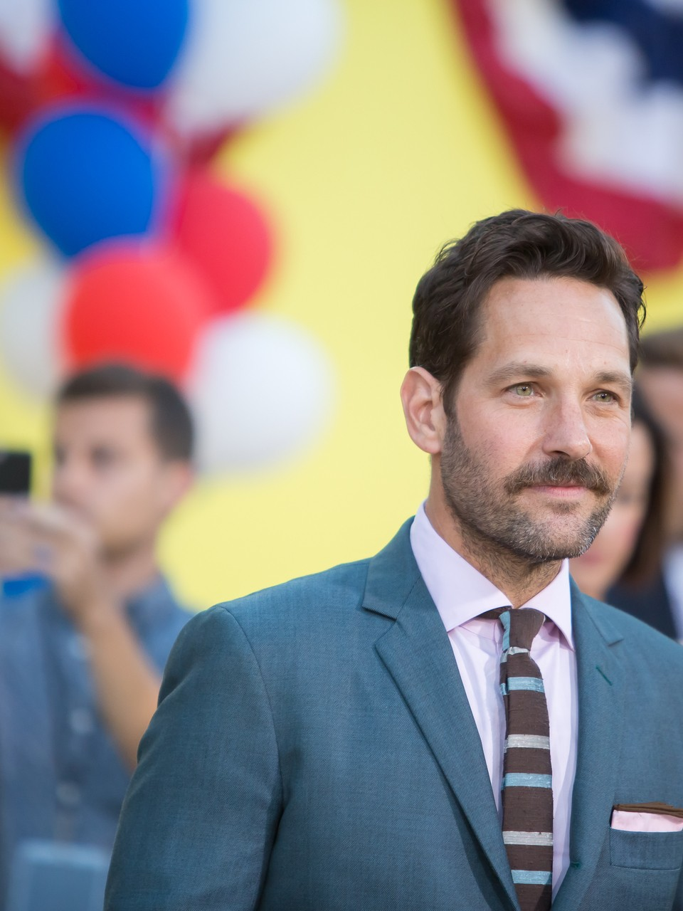 Forever Young Paul Rudd Named Hasty Pudding Man Of The Year Wjla