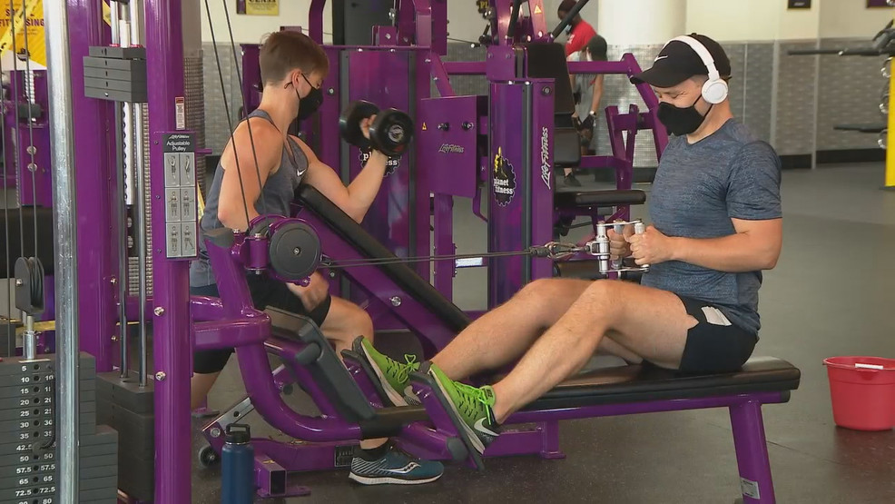 Working Out With A Face Mask Rules Vary For Gyms In D C Md Va Wjla