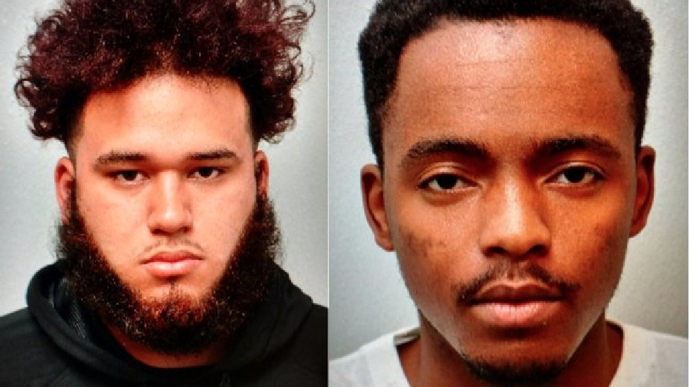 2 arrested, charged after alleged marijuana-related robbery