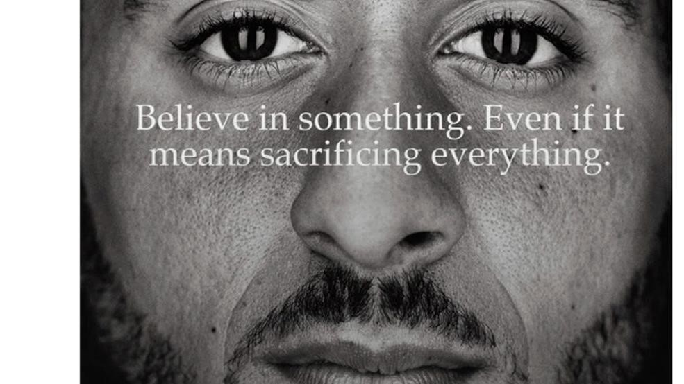 Nike Ad Puts Kaepernick Anthem Controversy In Spotlight Days Before Nfl Season Kicks Off Wjla