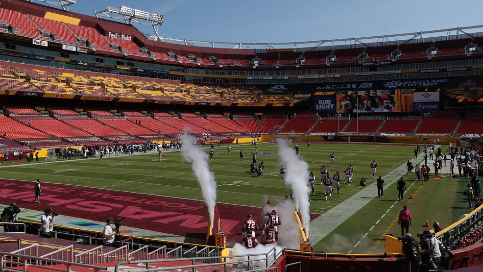 Washington Football Team To Allow Fans At Fedex Field For November 8th Game Vs Giants Wjla