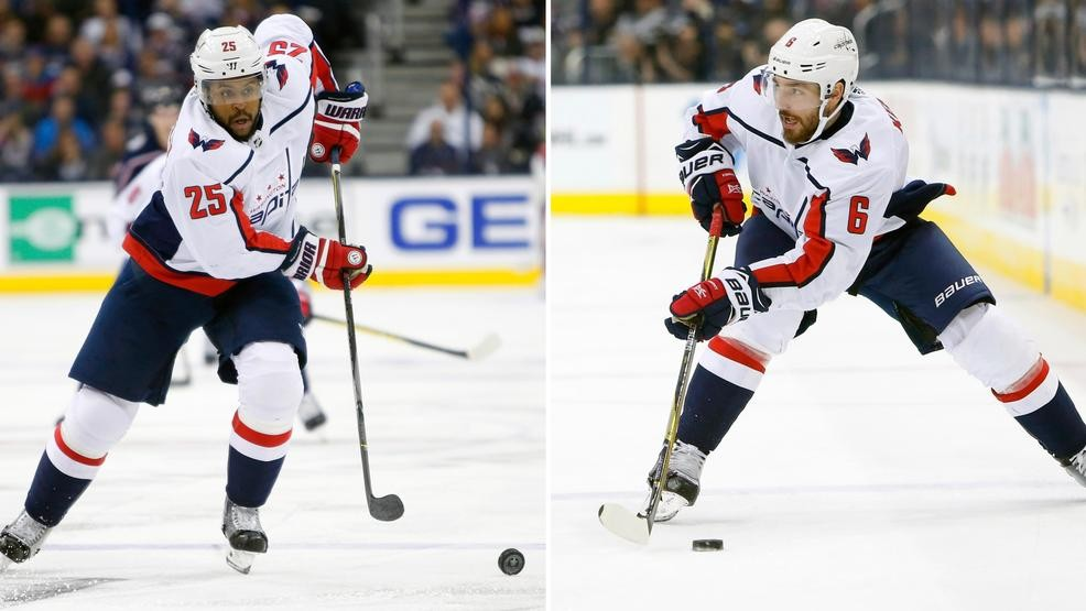 brand new 800ca 4b541 Devante Smith-Pelly, Michal Kempny are perfect pieces of ...