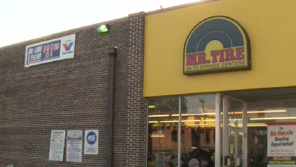 Make An Appointment Mr Tire Auto Service Centers >> Tire Troubles 7 On Your Side Investigates Mr Tire Wjla