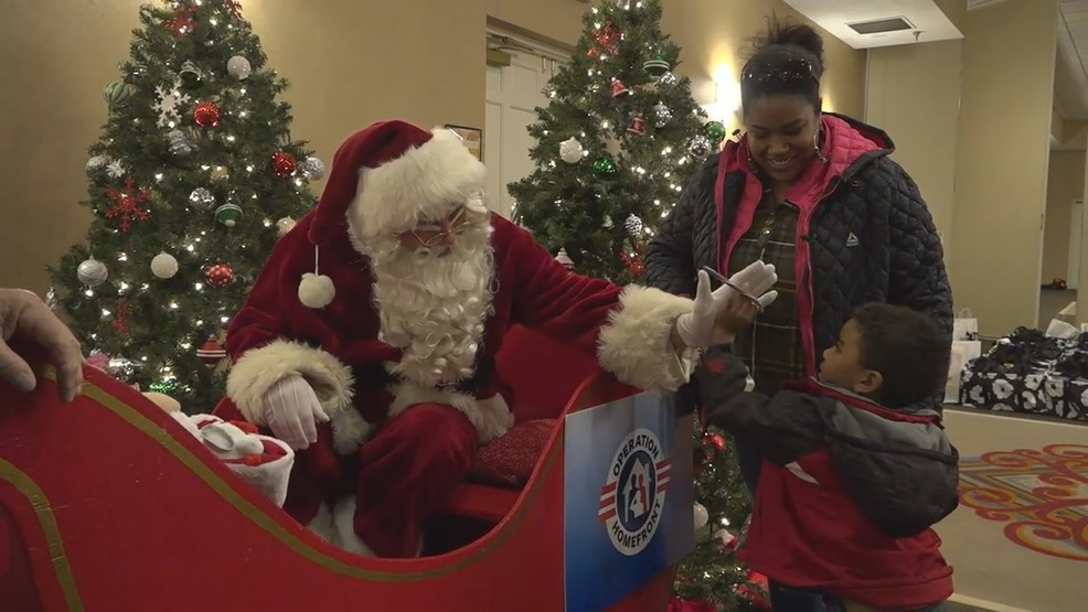 Operation Homefront Provides Holiday Meals For Military Families