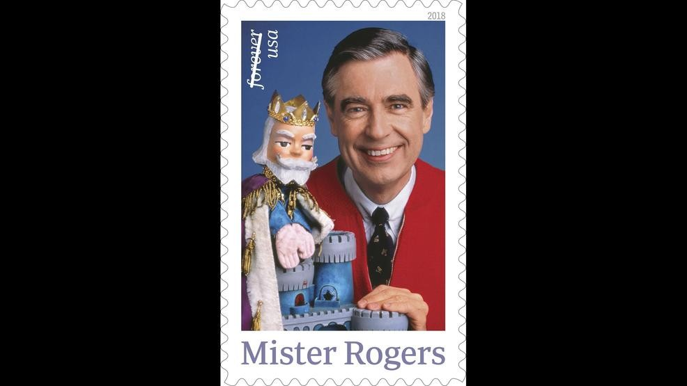 Us Postal Service To Unveil Mister Rogers Stamp Next Month Wjla