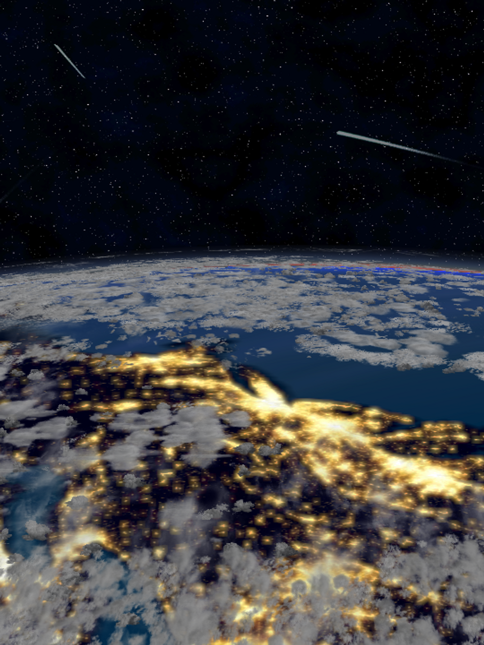 Lyrid Meteor Shower Peaks Tonight The Best Time To View The Shooting Stars Wjla