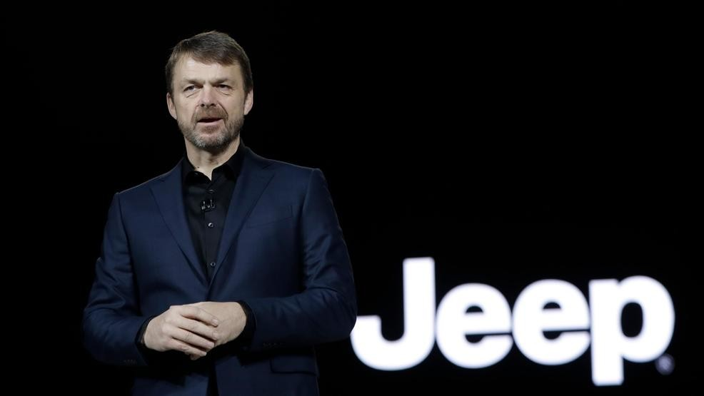Fiat Chrysler choses Jeep exec Manley to replace ailing CEO | WJLA