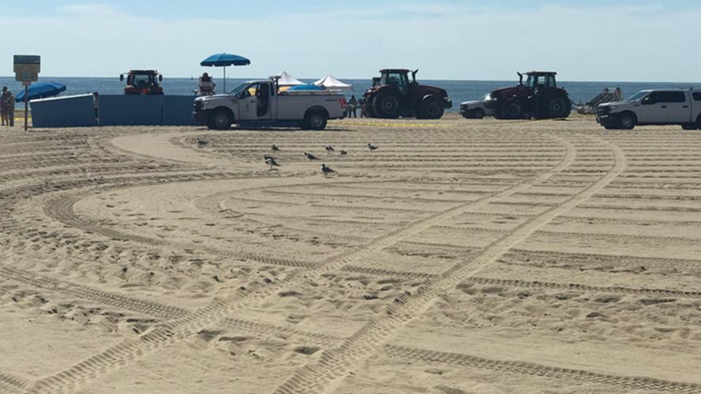 Police: Body found in Ocean City