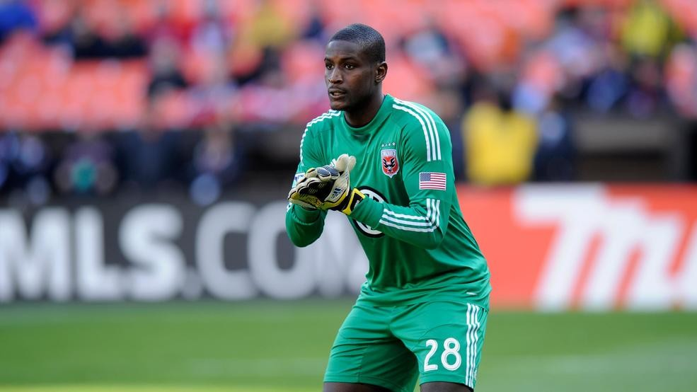 aacd56d21 D.C. United reacquires Bill Hamid on loan from Midtjylland