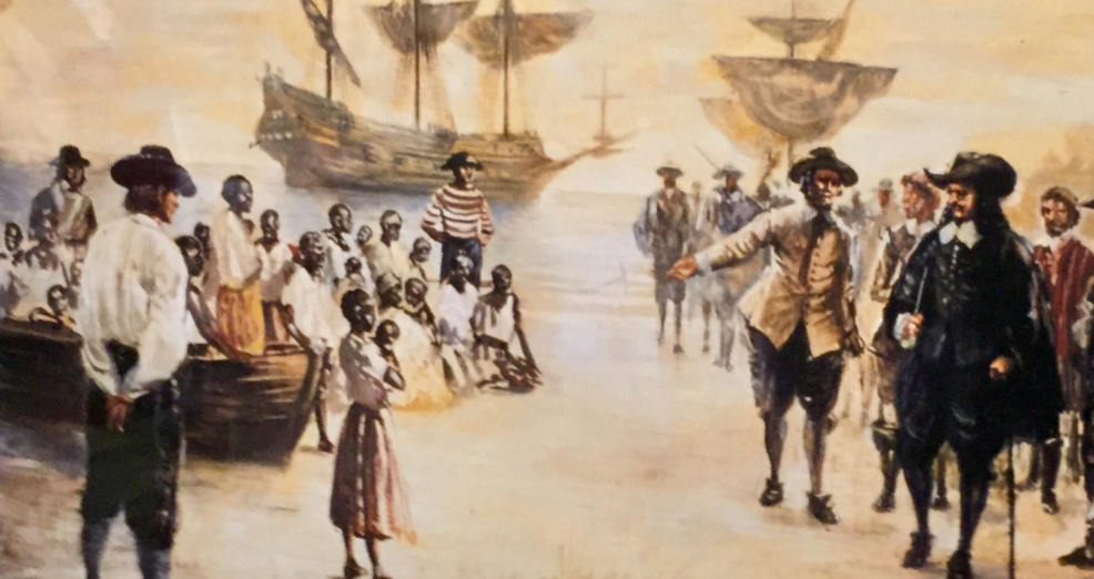 400 Years Ago Today The First Ship Carrying African Slaves