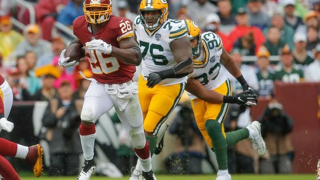 9c3d68ea95c Redskins bounce back at home with win against Packers | WJLA
