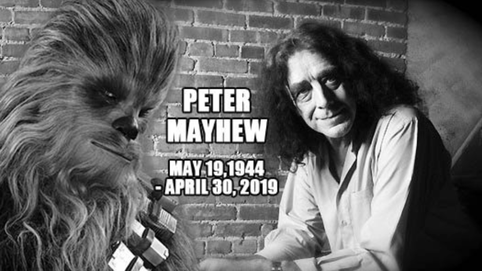 Image result for peter mayhew chewbacca