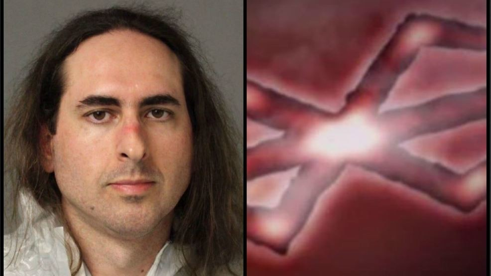 Doomed Symbol Edited Onto Foreheads Of Those Capital Gazette Shooting Suspect Was Mad At Wjla