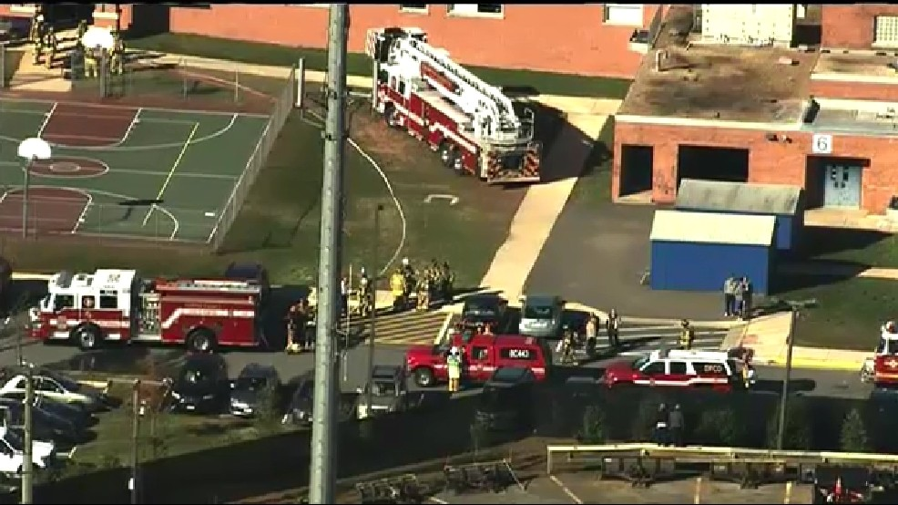 5 students, 1 teacher injured in chemistry class fire