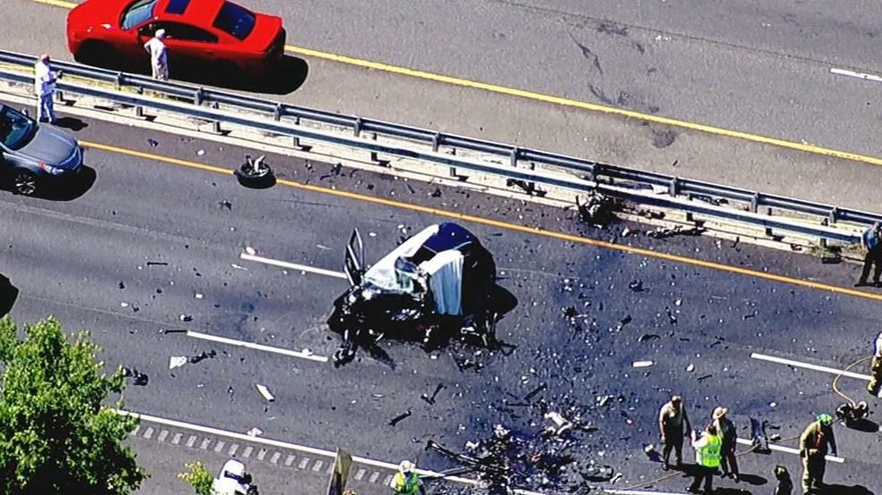 LISTEN: Police release 911 tapes after wrong-way crash kills 2 on Rt