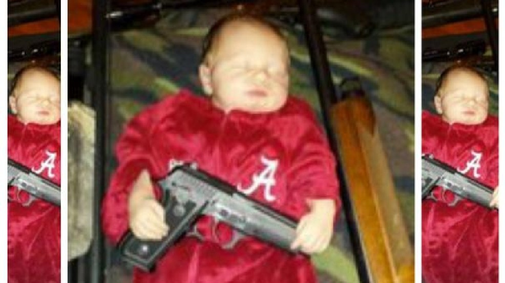 Babies Holding Guns Baby With Guns