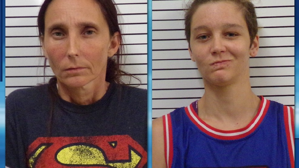 Mother and daughter arrested on complaints of incest after getting