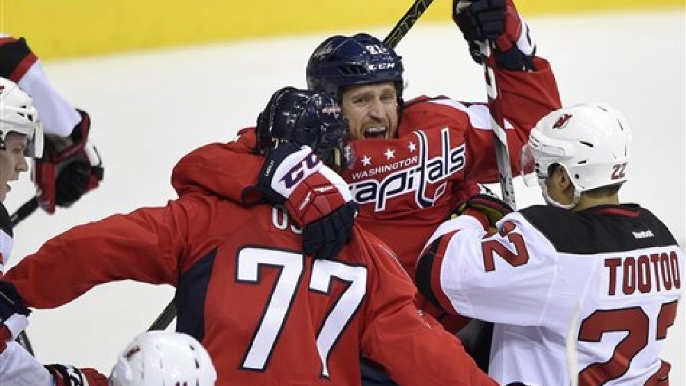 huge selection of 890bb ae009 Capitals place Brooks Laich on waivers | WJLA