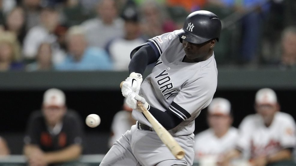 Yankees hit 6 HRs, beat Orioles for 7th straight win | WJLA