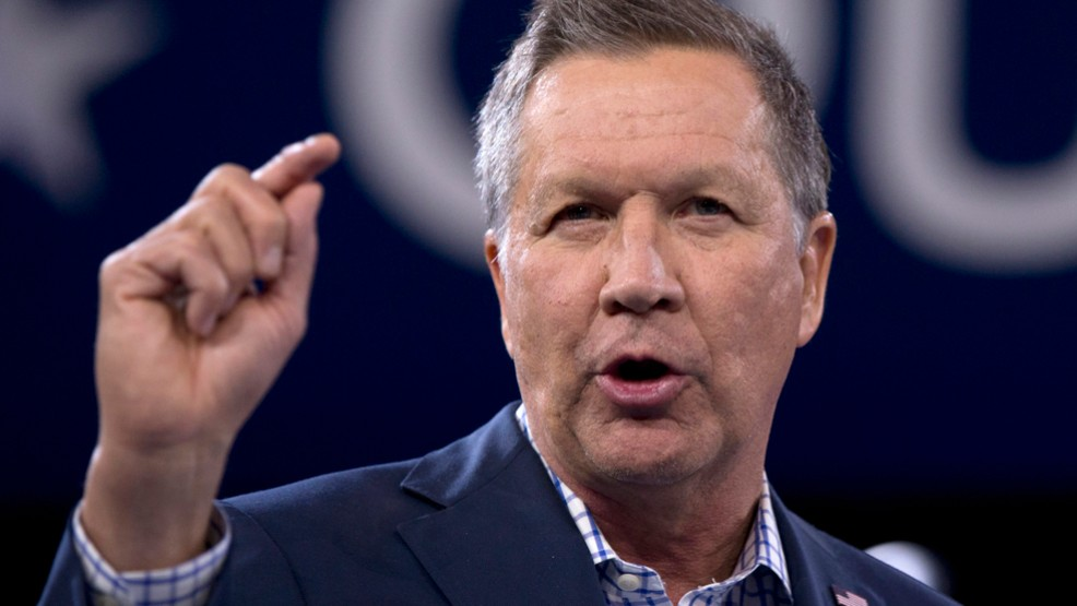Kasich stakes out 2020 third-party challenge: A spoiler for