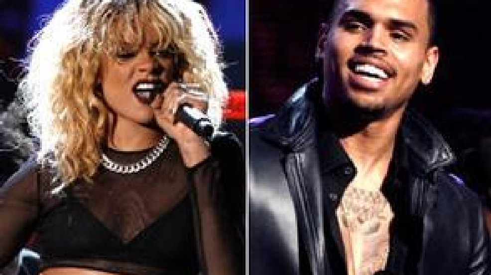 Groovy Rihanna Chris Brown Reunion On Birthday Cake In Question Wjla Birthday Cards Printable Inklcafe Filternl
