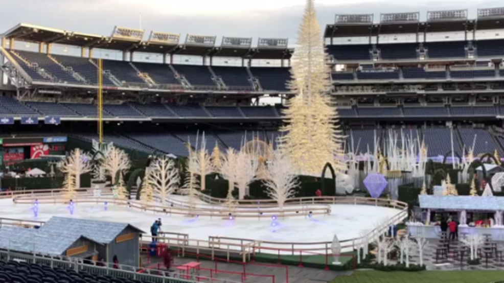 Nats Park will turn into a giant