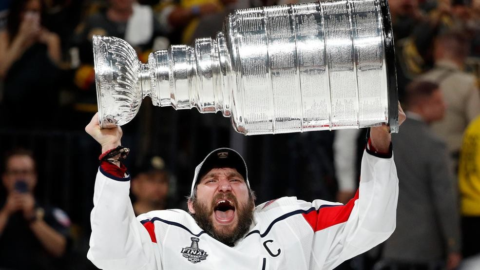 D.C. on top  Capitals beat Golden Knights in Game 5 to win 1st-ever Stanley  Cup 956b00719634