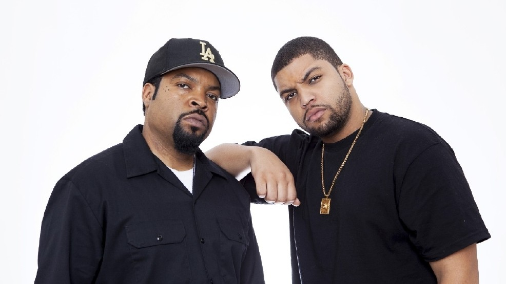8c4fcc85576d Ice Cube s son becomes him in  Straight Outta Compton