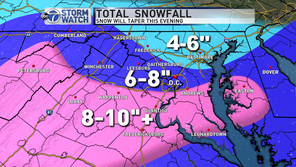 6am Update - Heaviest snow will fall over the next 6 hours ... on snow precipitation map, snow richmond va, snow map united states, snow fall map, snow weather symbol, 24 hour snow map, california snow map, snow radar map, snow projection, snow totals map, snow weather map, new england snow map, snow accumulation, snow stars, snow facebook, snow predictions, snow estimate map, snow history by zip code, snow storm, snow in new england fall,