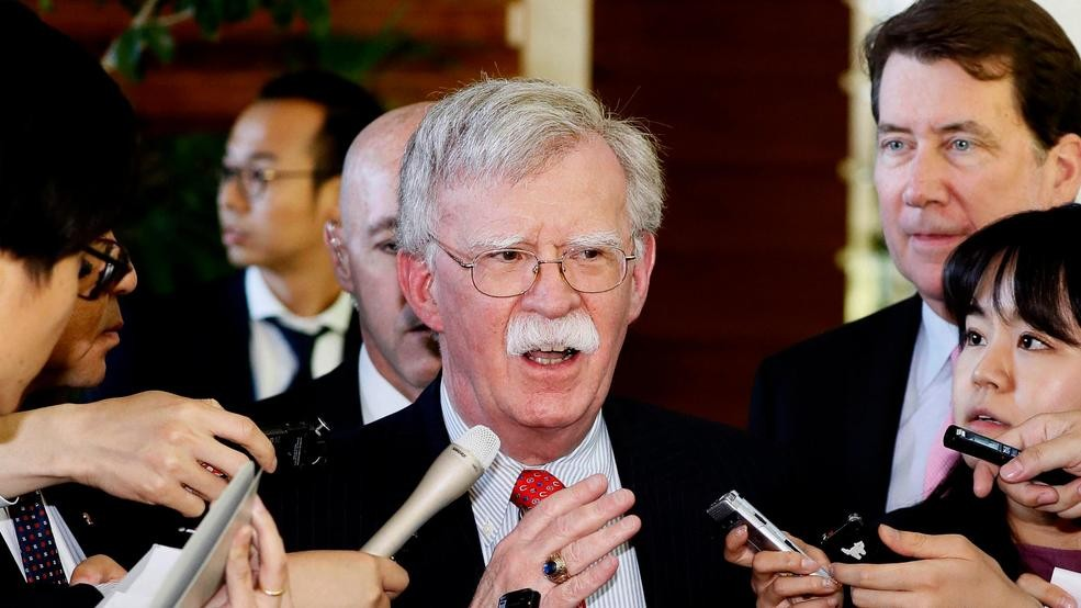 North Korea calls Bolton 'war monger' over missile comment | WJLA