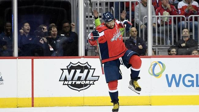f0fb360fff2 6. VIEW ALL PHOTOS. Washington Capitals right wing T.J. Oshie (77) ...