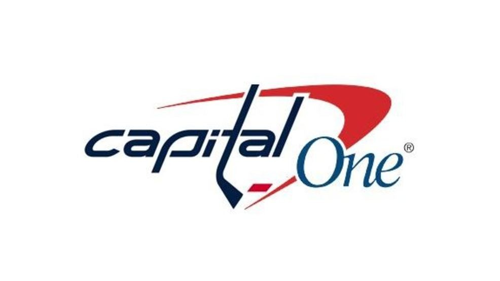 Capital One changes website logo to support Caps ahead of Stanley Cup finals 8d94a1dfeb3