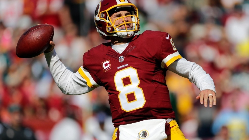 Top Redskins QB Kirk Cousins asks owner Dan Snyder for trade | WJLA