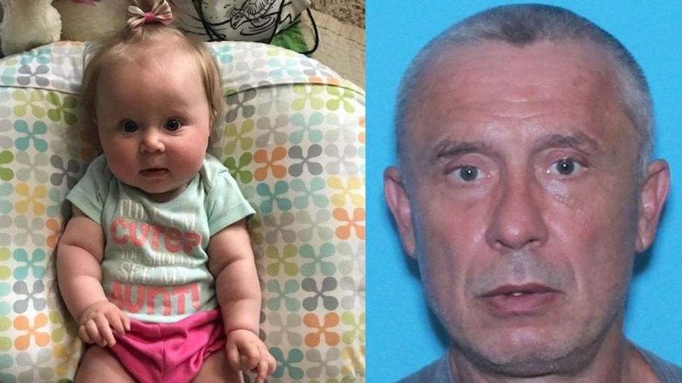 Amber Alert: Police believe Virginia baby girl abducted by father is