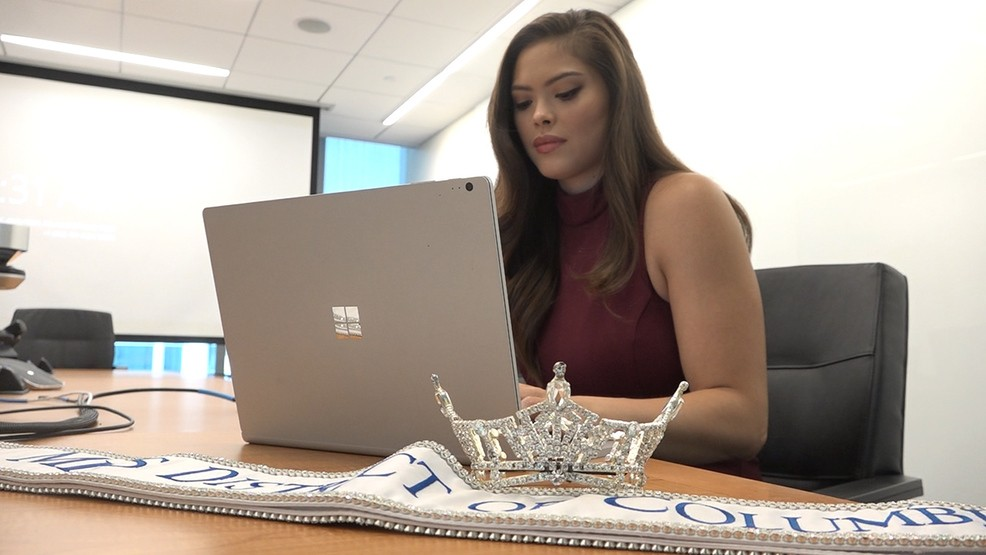 Miss DC prepares to compete in Miss America   WJLA