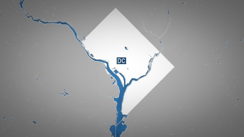 Se Dc Map.Water Outage Impacts Multiple Apartment Buildings In Se Dc Outage