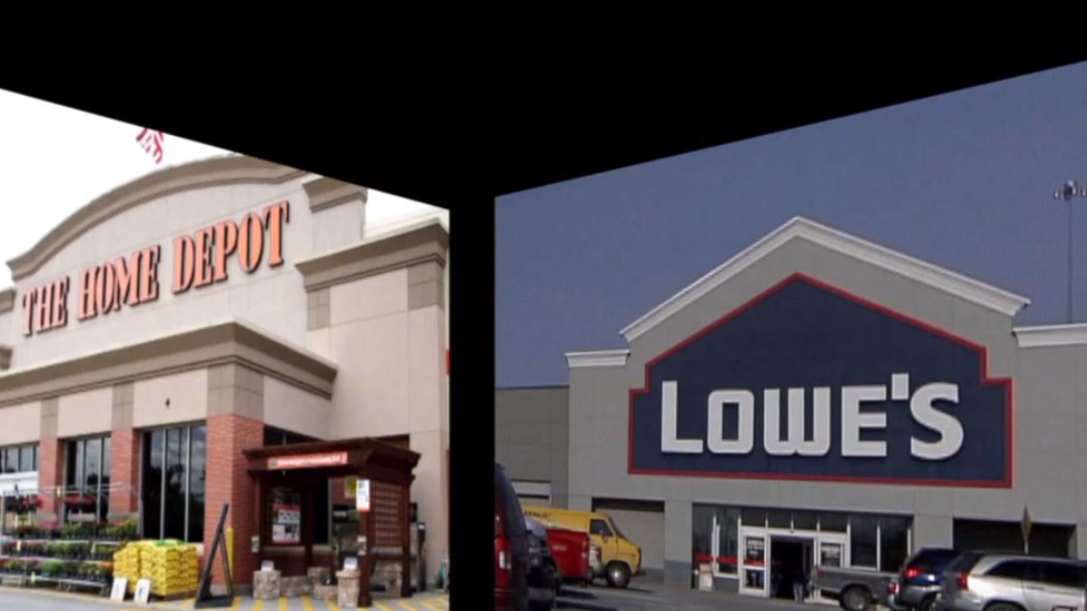 Home Depot Vs Lowe S Which Chain Is Best For Your Spring Needs Wjla