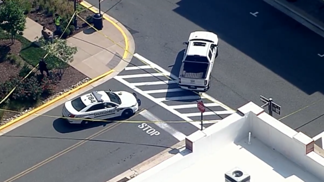 Man struck by car outside of LA Fitness in Gaithersburg