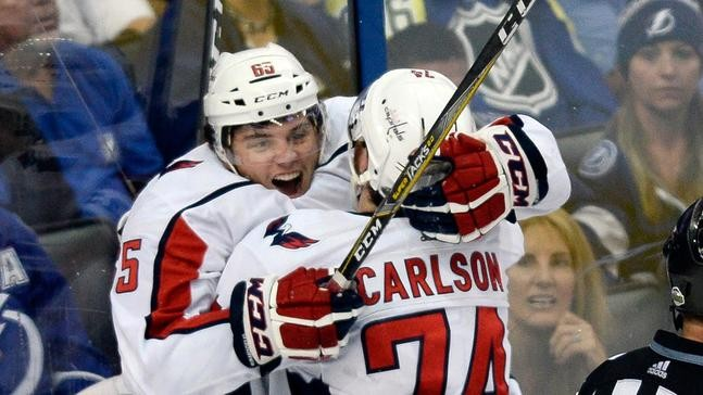 Capitals rout Lightning to advance to Stanley Cup Finals for 1st ... df3e8f4c9