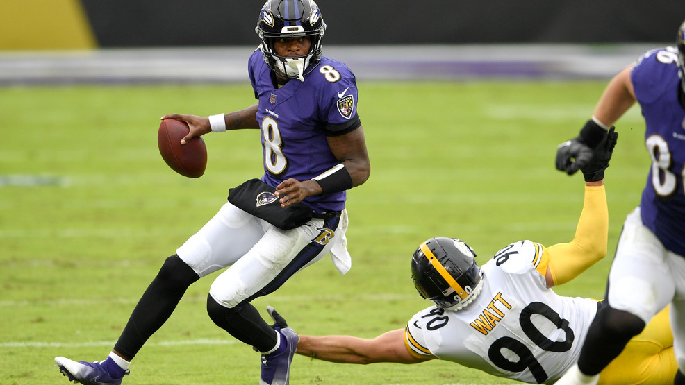 Ravens Steelers Thanksgiving Night Game Moved To Sunday Due To Covid Wjla
